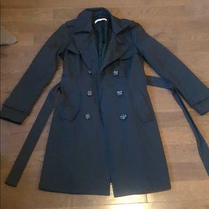 New York and Company Trench Coat